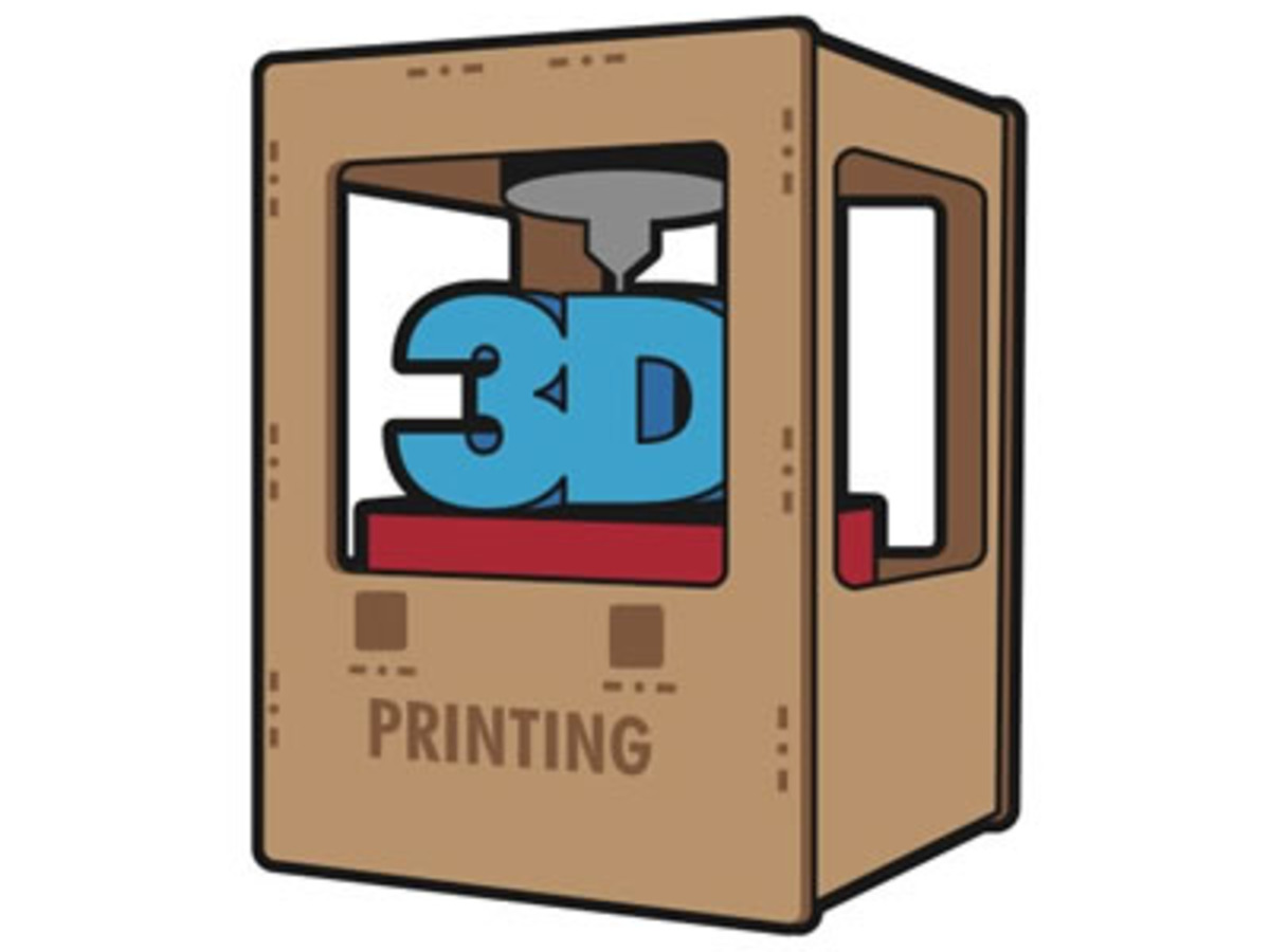 3d Printer!... and Happy New Year - Objective Secured